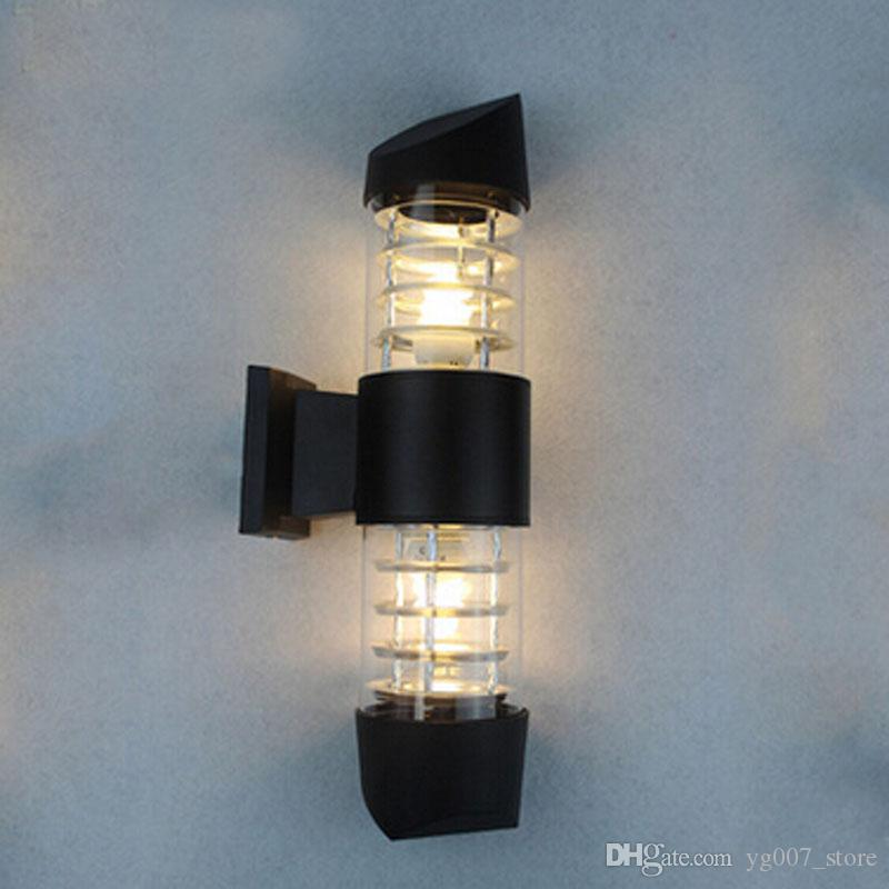 best quality outdoor porch lights garden wall lamp 10w e27 led wall