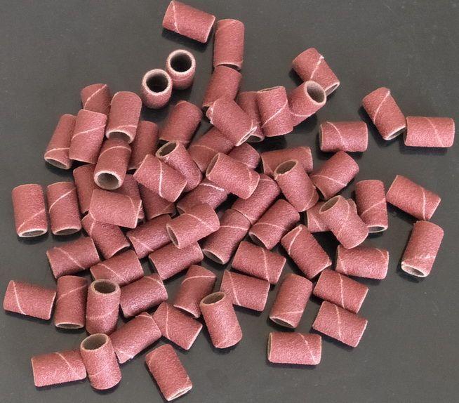 Bandes de ponçage de n ° 120 Fichier de forage BITS Fichiers à ongles pour fausses ongles