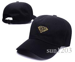 Diamond Caps Streetwear Kanye West Dad Cap Letter Baseball Cap ... 30c5e9655c82