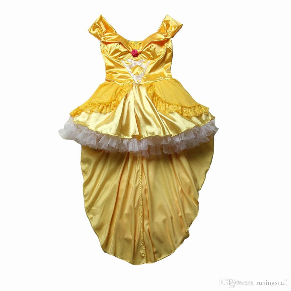 Großhandel Goldhände Halloween Frauen Prinzessin Cosplay Verkleiden ...