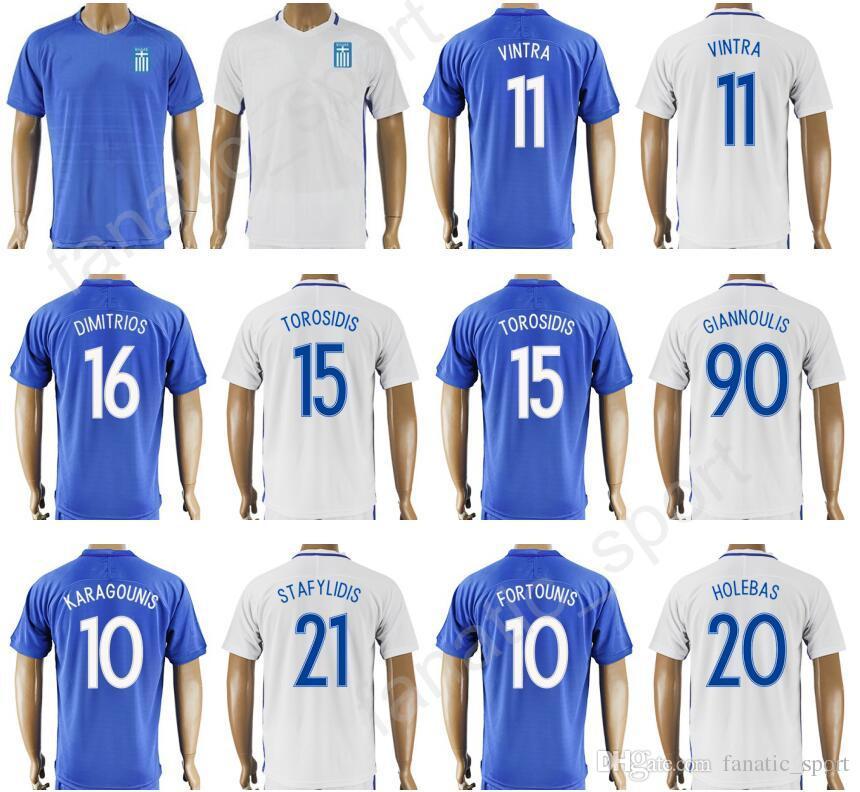 Camiseta Olympique de Marseille Konstantinos MITROGLOU
