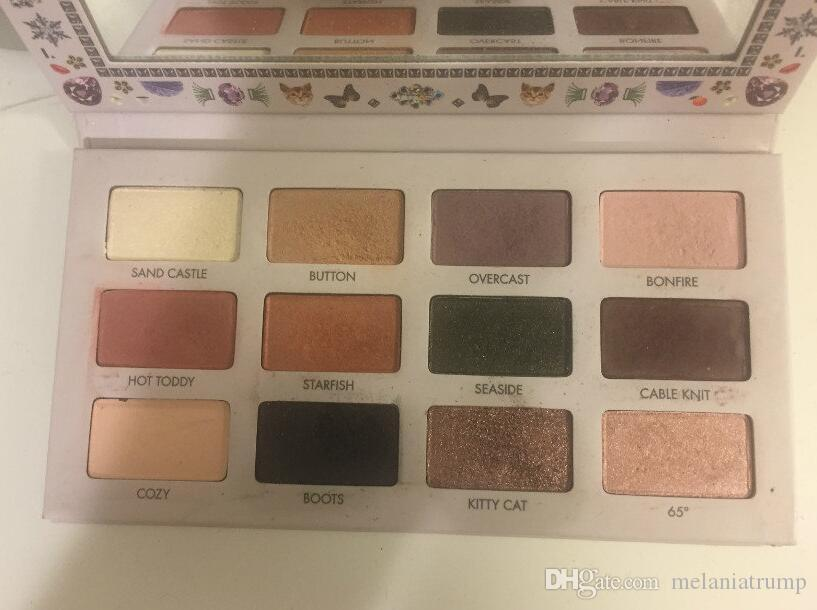 IN stock now !Lorac California Dreaming Eyeshadow palette make up Top quality