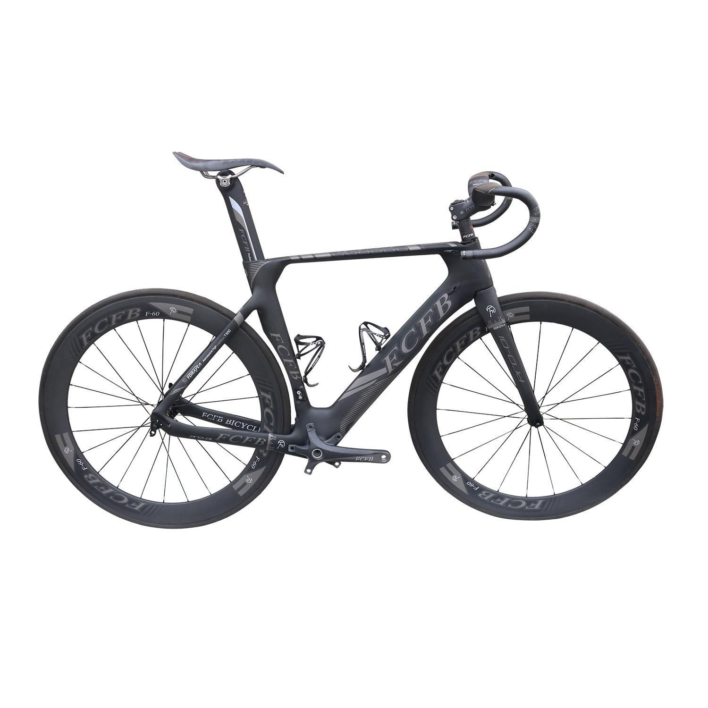 Fcfb Carbon Road Bike Pro01 47/49/51cm New Carbon Road Frame 3k Matt ...
