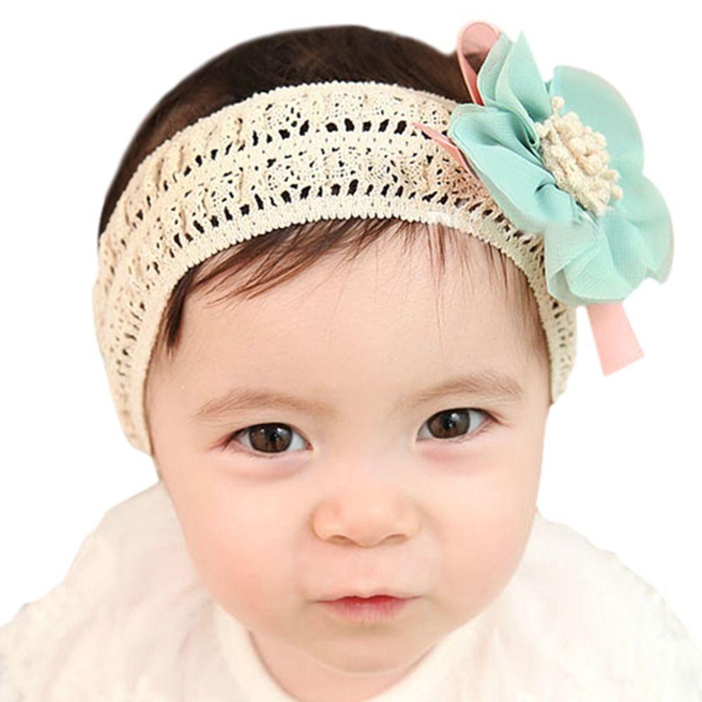 wholesale- cute baby kids girls hair bands headbands bowknot flower