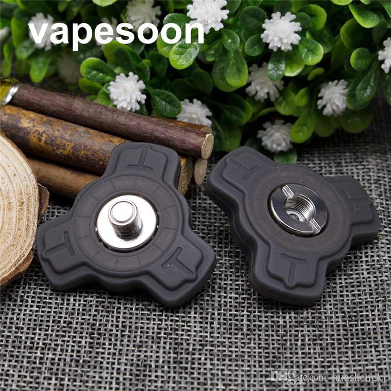 Newest vapesoon vape spinner support anti-skid fall fidget toy fit 510 Vape RDA RTA RDTA Tank High quality Professional tools Torqbar
