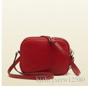 New Style High quality womens Fashion Women Leather Soho Bag Disco Shoulder Bag Purse HANDBAGS 308364