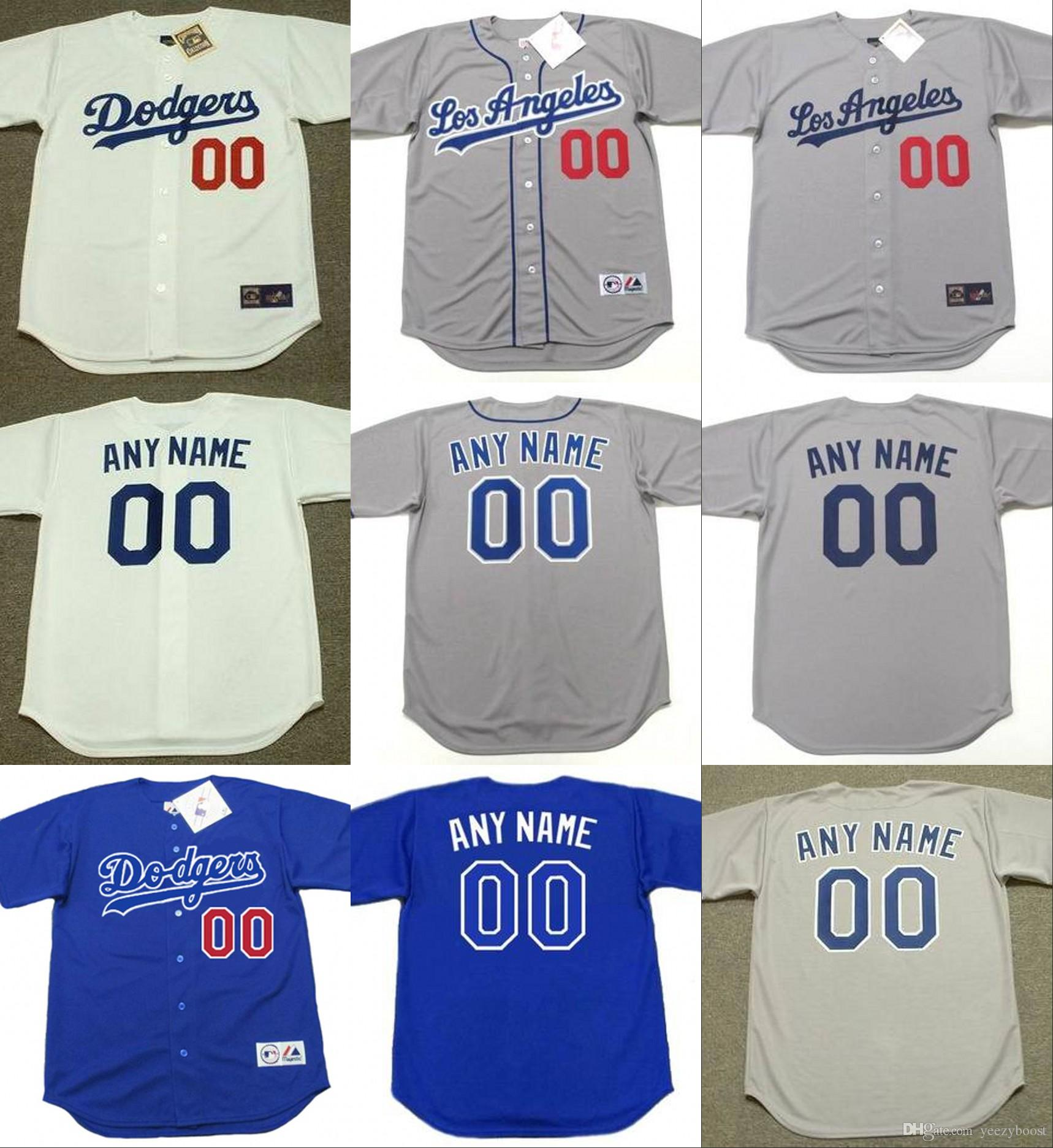 ... 2003 Mike Piazlos Jersey Angeles Dodgers Grey With  Men,Women,Children,All Stitched Majestic Throwback Baseball Jerseys From  Yeezyboost, $18.1 | Dhgate.