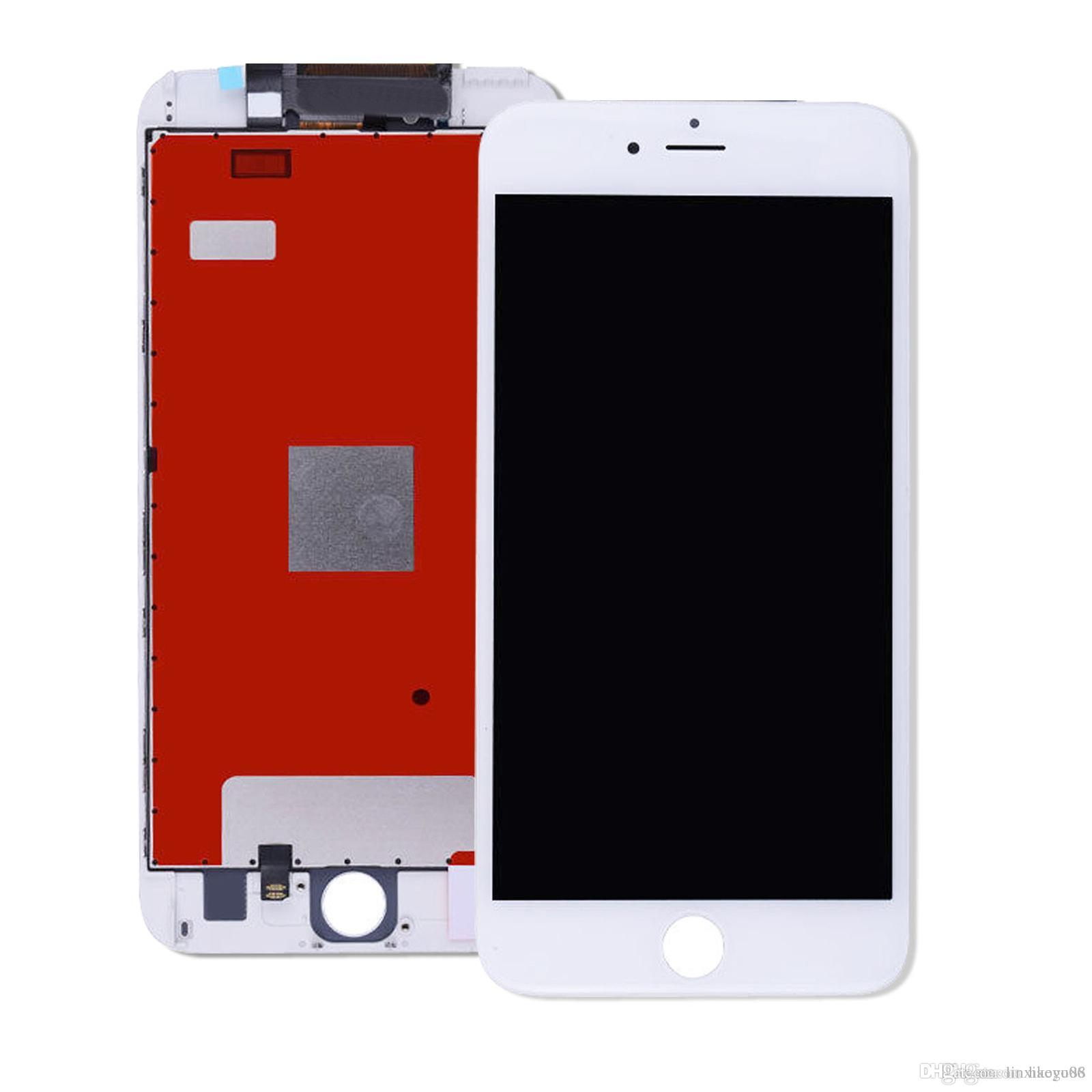 Discount For Iphone 6 Grade A Lcd Assembly 4 7 Inch Display With Touch Screen Digitizer Replacement & Free Dhl Shipping From China