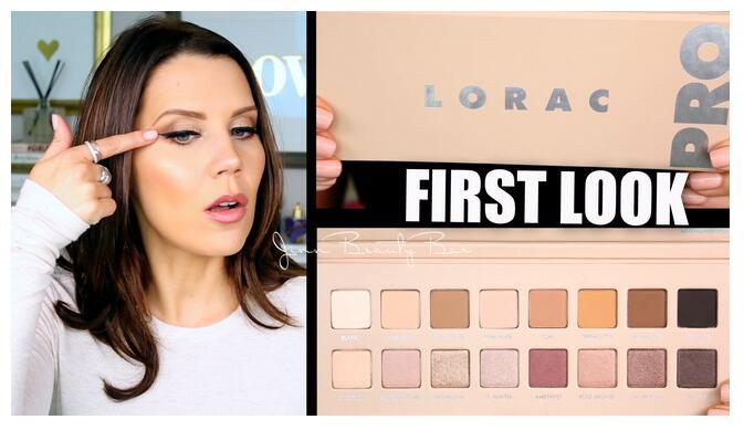 Top! LORAC PRO 3 PALETTE de sombra de ojos con ojos Primer Powder Eyeshadow Blush Makeup Cosmetic Palette Eye Shadow Palette DHL Gratis