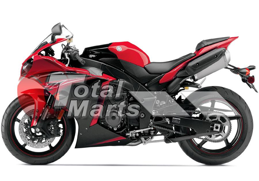 Fairing For Yamaha YZF R1 YZFR1 YZF-R1 2012 2013 2014 Injection ABS Blue FD4210 White FD4211 Black FD4212 Red FD4215