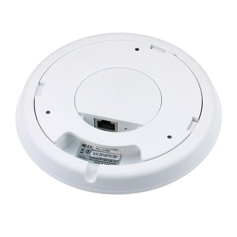 300Mbps Wireless Access Point Soffitto AP WIFI Router WIFI Ripetitore WIFI Extender Signal Bosster Expander W / adattatore POE / 25