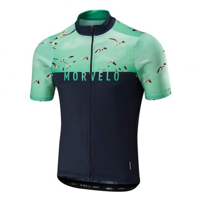 2019 morvelo Professional team Summer Maglie da ciclismo ad asciugatura rapida, traspirante e confortevole Ciclismo mtb cycling jersey i