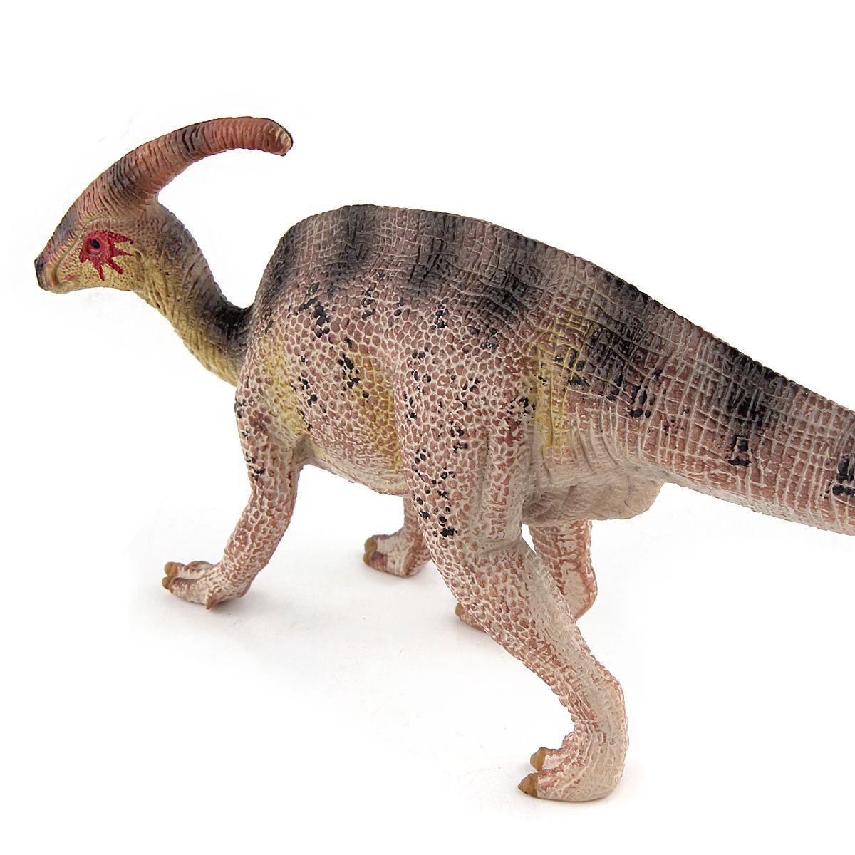19.5x7.5cm Jurassic World giocattolo Parasaurolophus PVC Figure movie Kid Baby toy Regalo bambini i XT