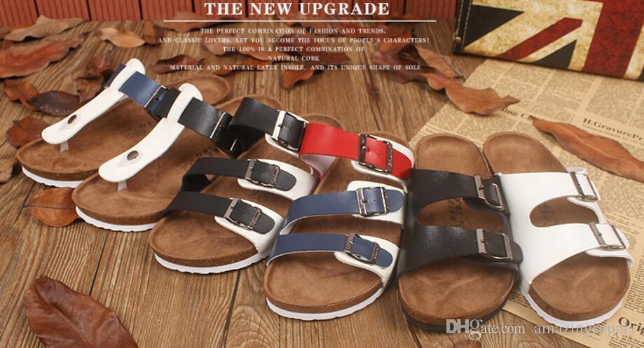 Acquista Moda Donna Sandali Zeppe Cork Tacchi Alti Scarpe Gladiator Scarpe  Da Spiaggia Pantofole Estate Zapatos Mujer Sandalias Plus Size35 44 A   23.05 Dal ... 14e26e5d087