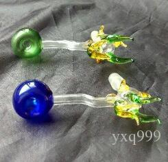 Leading concave pan, color random delivery, glass bongs accessories, large better