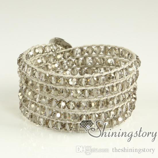 wrap around bracelets mocuba cords bracelets for women long beaded wrap necklace beaded stack bracelets mocuba cords bracelets engraved