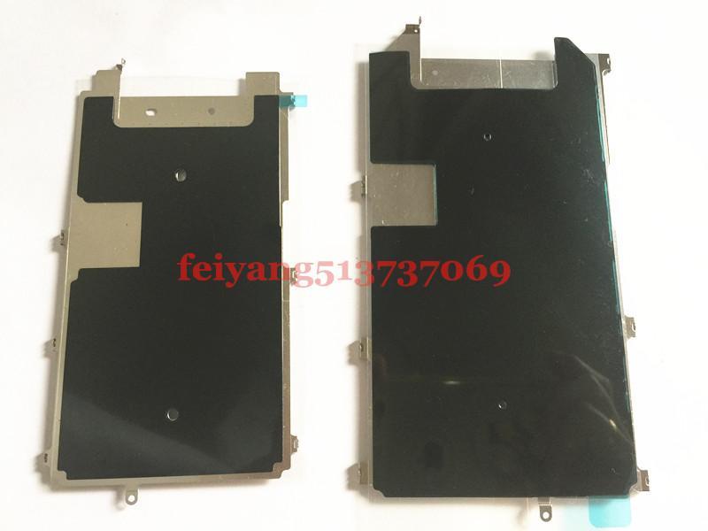 NUOVO Con Dissipazione di Calore Piastra LCD Adesiva Piastra in metallo iPhone 6S 4.7