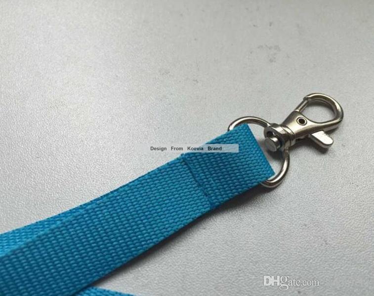 5 шт. / лот 1 шт. горячие продать синий мобильный телефон аксессуары сотовый телефон камеры ID карты серый шеи ремни талреп подарки 15MMx90cm
