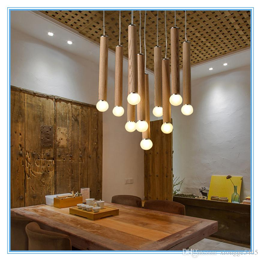 Ac 220v New Nordic Pendant Lights For Home Lighting Modern Hanging ...