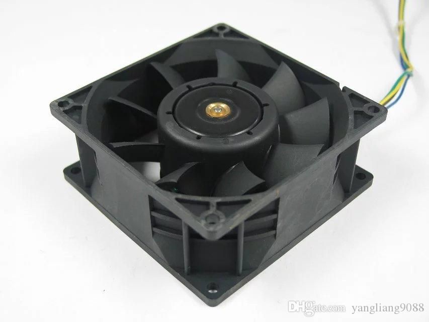 For Delta AFC0912DE, -L720 DC 12V 3.00A 4-wire 6-pin connector 100mm 90X90X38mm Server Square Cooling Fan