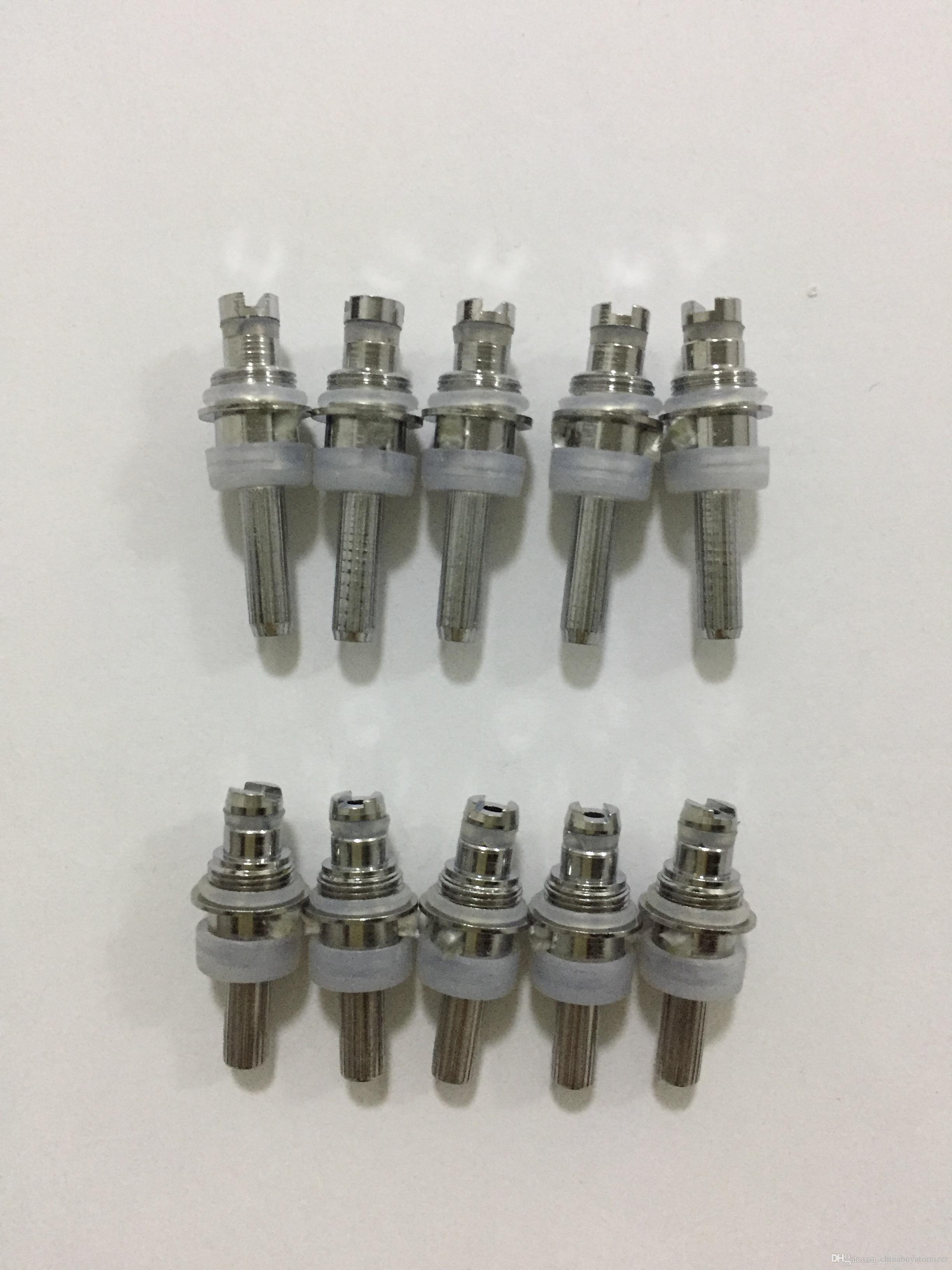Evod Atomzier Core Coil Head MT3 Evod Electronic Sigarette Atomizzatore Clearomizer Cuore di ricambio MT3 GS-H2 Mini Panta X9