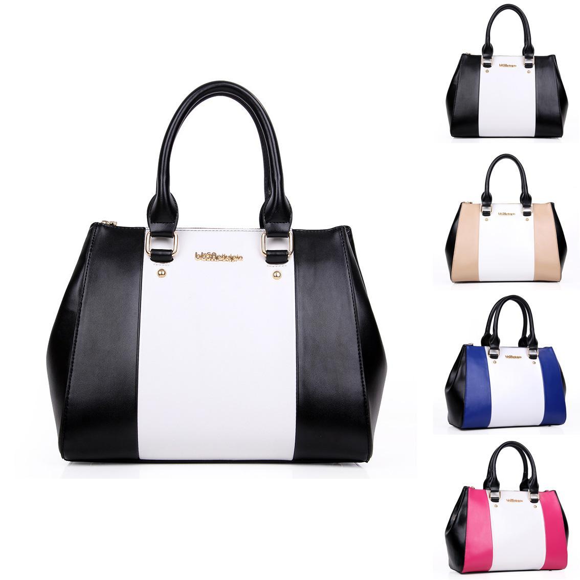 Ladies Large Designer Handbag Fashion Tote Bags Shoulder Bags ...