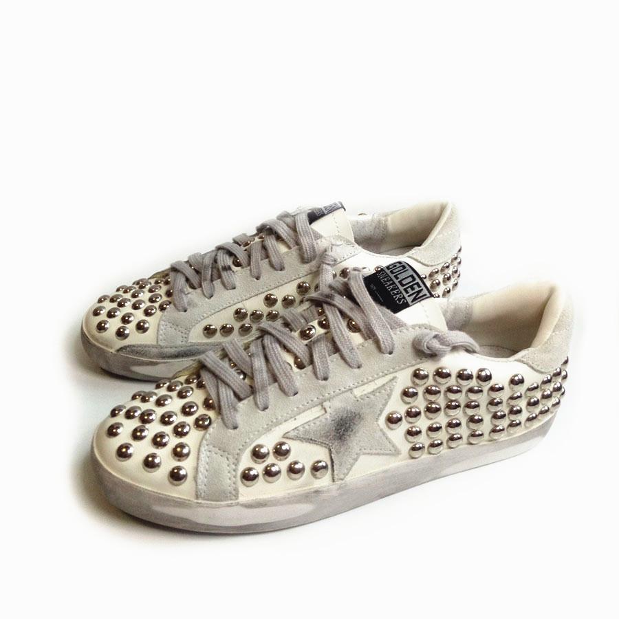 Chaussures De Sport Pour Les Femmes En Vente, Blanc, Cuir, 2017, 36 37 38 Ligne Ruco