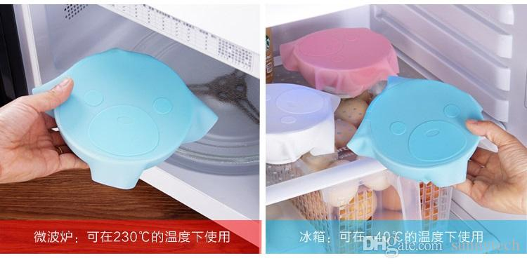 Peachy Newest Multi Functional Silicone Saran Wrap Reusable Cling Film Refrigerator Food Storage Cover Kitchen Vacuum Lid Sealer Wa1551 Top Ten Kitchen Pdpeps Interior Chair Design Pdpepsorg