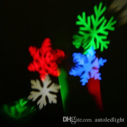 Luci rotanti a proiezione Rgb Led, multicolore con Lenti modello commutabile compleanno, festa, matrimonio, festa