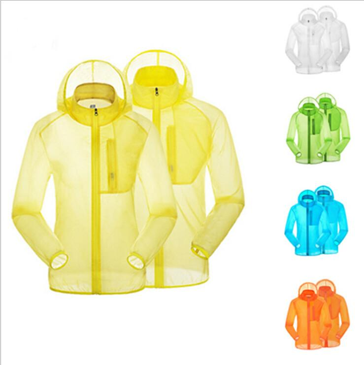 Windproof Men Women Cycling Jackets With Storage Pouch Long Sleeve Bicycle  Jacket Hooded Coat Export Sports Clothing High Quality Jacket Fabri China  Cycle ... d6575a99b