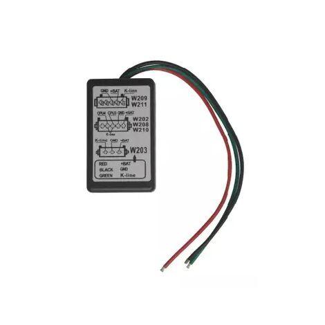 Topcartool OBDDIY For Mercedes Benz ESL Emulator for W202, W203, W208,  W209, W210, W211 MB ESL Emulator