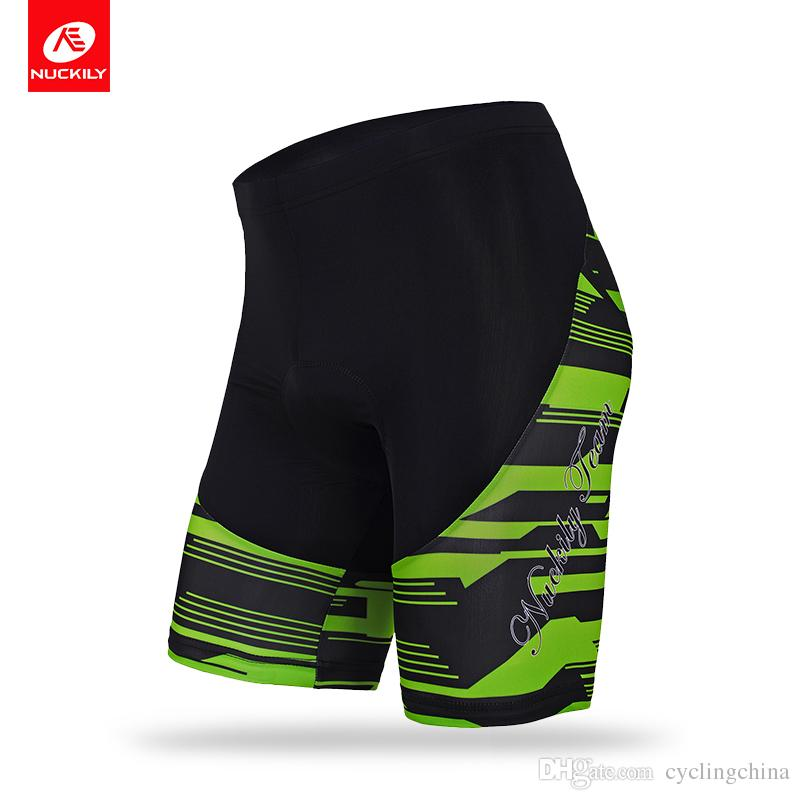 a12d81e68 NUCKILY Summer Men s Sharp Tooth Design Bicycle Shorts Two Color ...