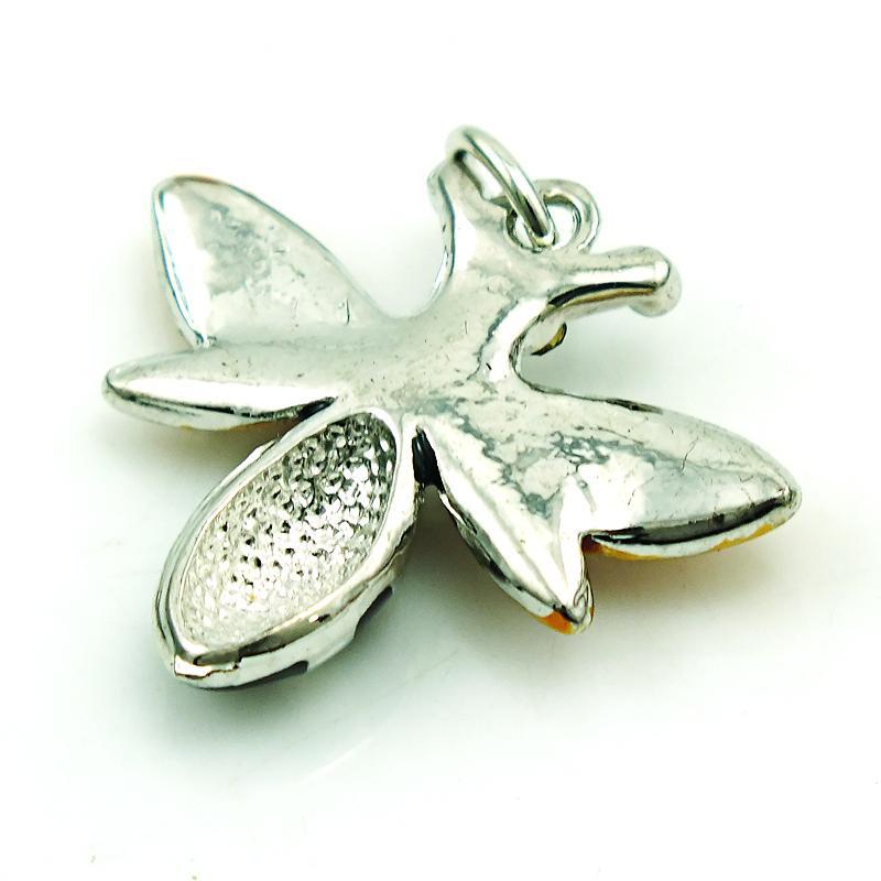 الأزياء النحل سحر استرخى 2 اللون المينا المعادن الحيوان المعلقات diy سحر لصنع المجوهرات الملحقات