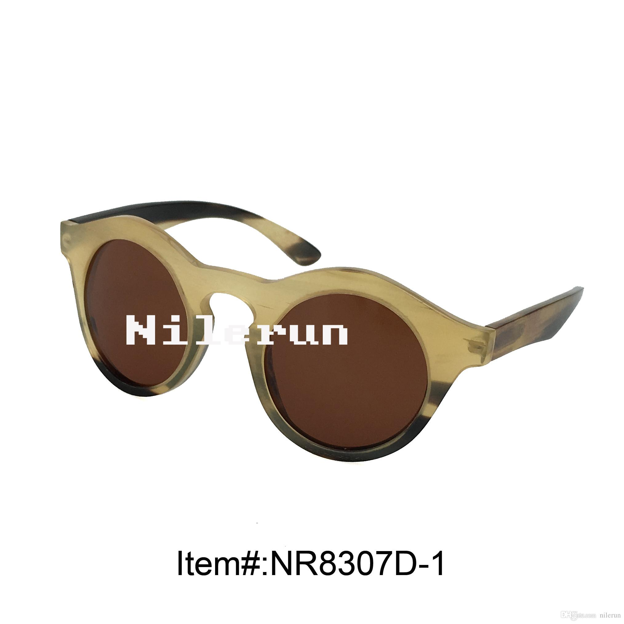 4c85e3f839 Round Brown Lenses Yak Horn Sunglasses Horn Eyewear Round Horn Sunglasses  Yak Horn Sunglasses Online with  65.83 Piece on Nilerun s Store