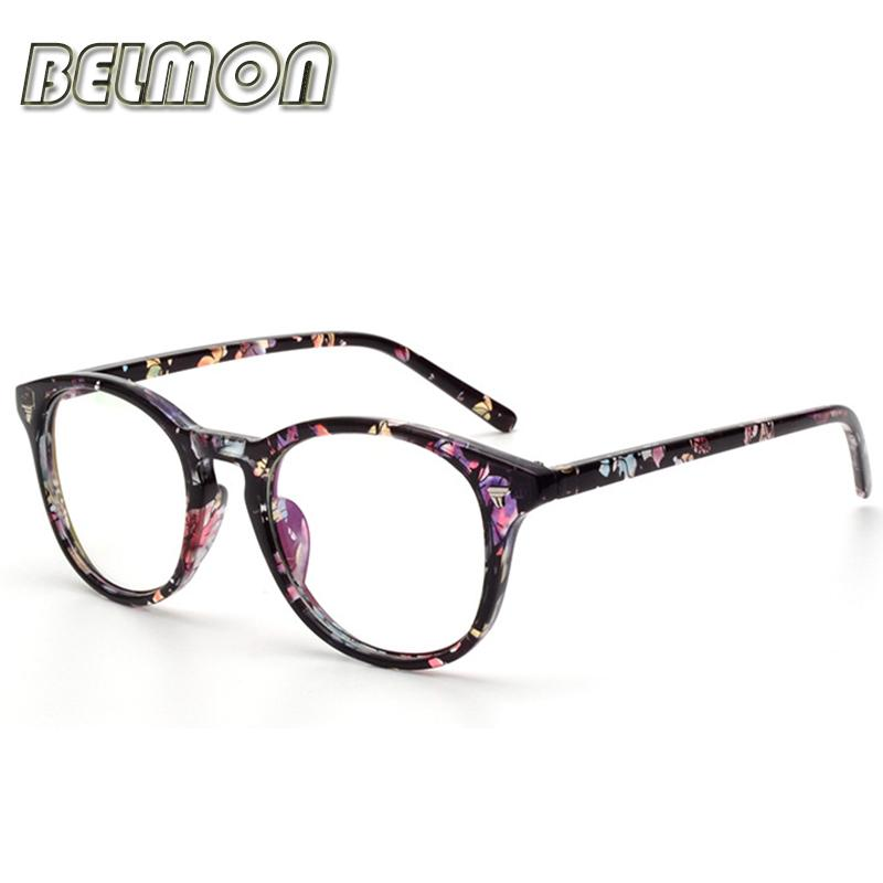 e21b2ef7d88 Wholesale- Vintage Eyeglasses Frame Women Computer Optical Glasses ...