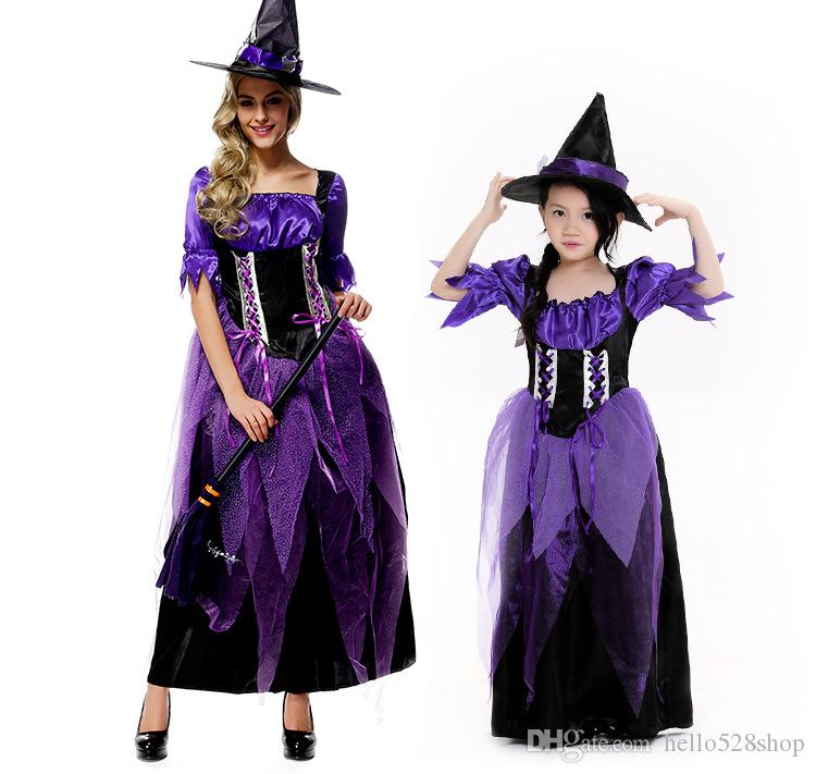 uniforms christmas cosplay funny kids mom theme costume clothing purple group party costumes popular halloween themes from hello528shop 1674 dhgate - Popular Halloween Themes