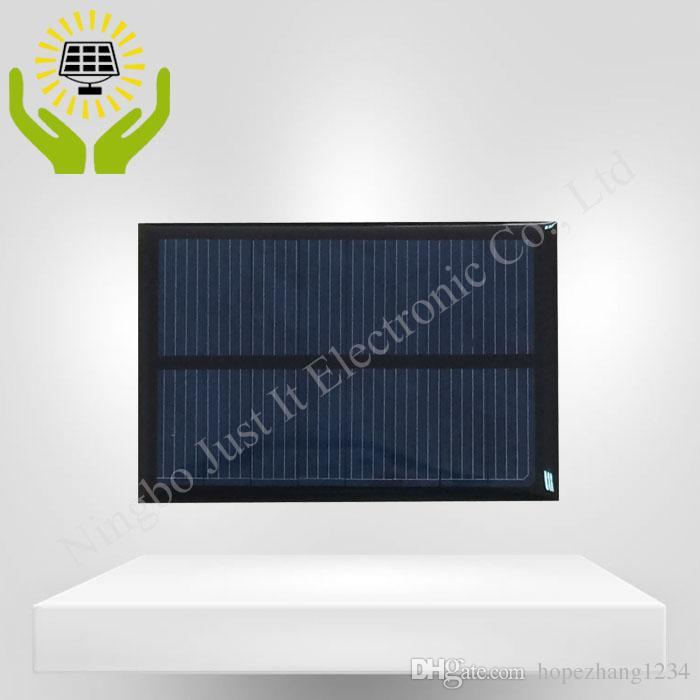 / راتنجات الايبوكسي الصغيرة للطاقة الشمسية لوحة 2V 300mA 90 * 60mm