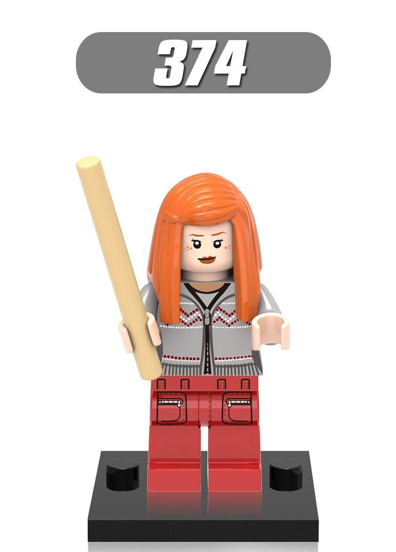Amis Hermione Jean Granger Ron Weasley Seigneur Voldemort Ginny Mangemort mini blocs de construction chiffres x129