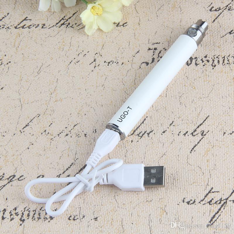UGO eGo 4 in 1 Vape Pen with Wax Glass Globe Single Cotton Coil CE4 Eliquid Oil Ago Dry Herb Vaporizer CE3 Vape Cartridges Starter Kits