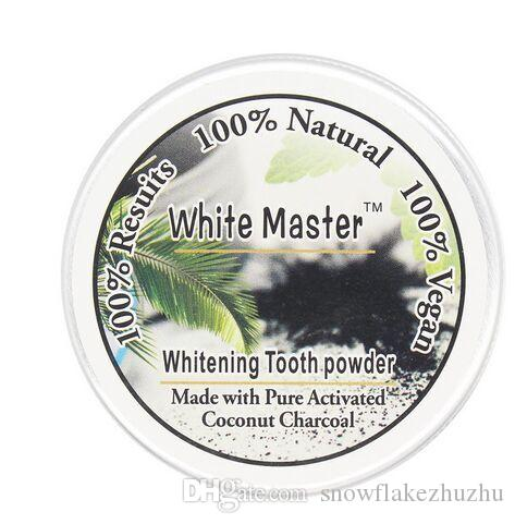 Oral whitening tooth bamboo activated charcoal powder decontamination tooth yellow stain smoke tooth stain bad breath oral care