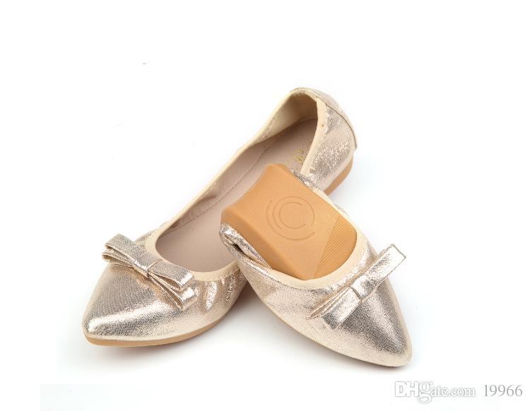 큰 사이즈 dames schoenen bowtie egg rolls 캐주얼 pointed 발가락 ballerines femme chaussures 옥스포드 non-slip flats shoes
