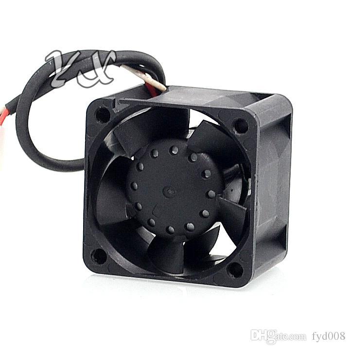 Nuevo 4CM 4028 0.66A 12V ventilador violencia servidor 1U DB04028B12U 40 * 40 * 28mm