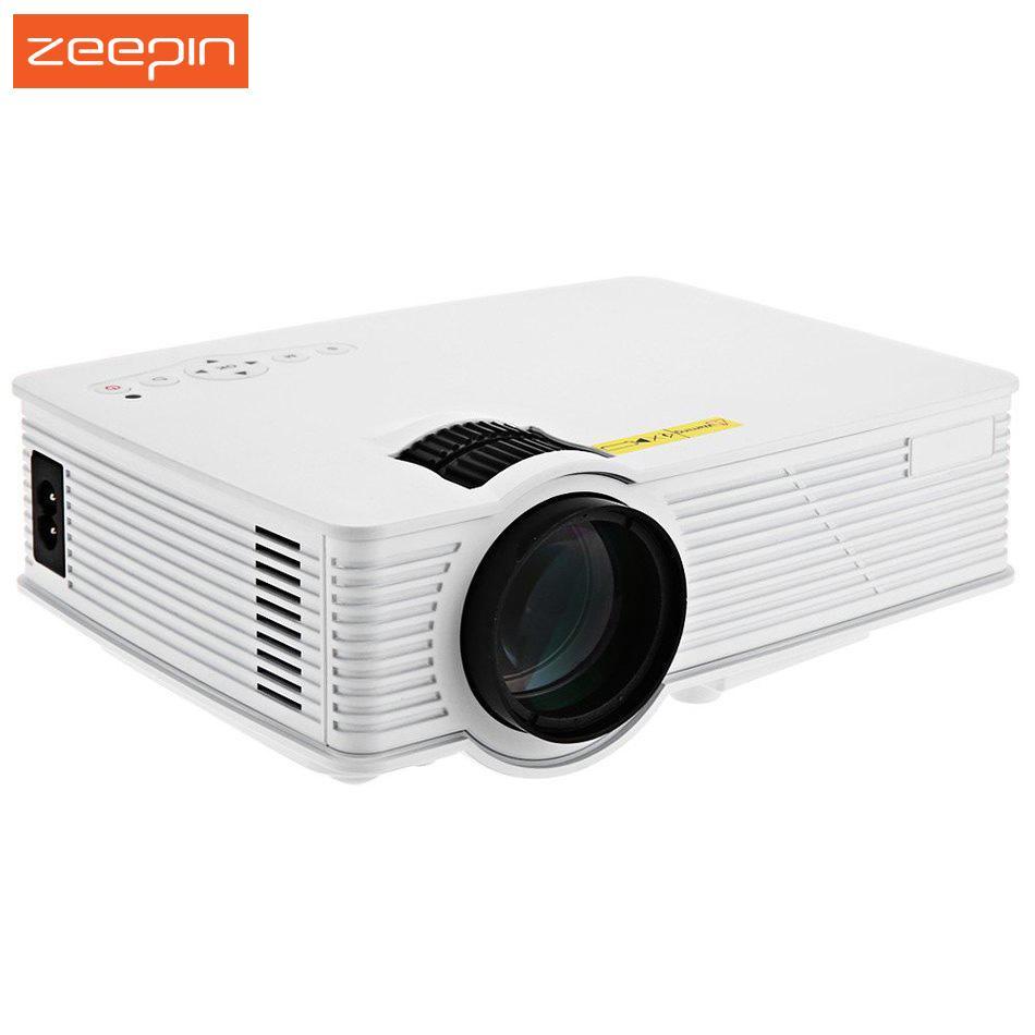 Wholesale-GP - 9 Mini Home Business Education Engineering Theater 800  Lumens 1080P Multimedia HD HDMI USB LCD Video Digital Projector