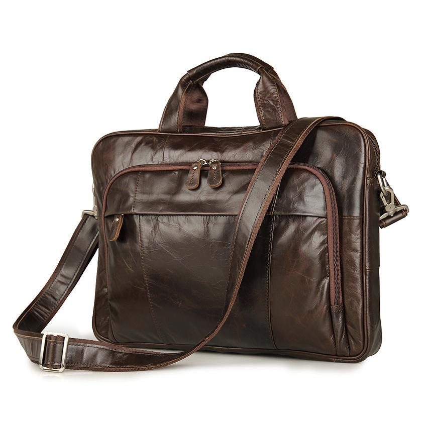 4cd9a6e300 Wholesale Genuine Leather Bag Casual Men Handbags Cowhide Men Crossbody Bag  Men S Travel Bags Laptop Briefcase Bag For Man Ladies Handbags Leather  Handbags ...