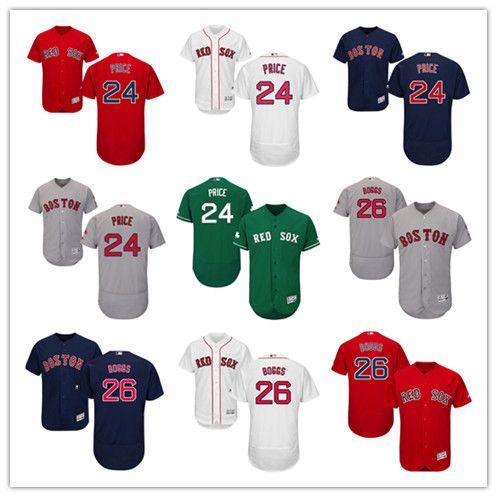 4238fbba119 ... new style collection stitched baseball jersey 2017 mlb boston red sox  jersey 24 david price 26
