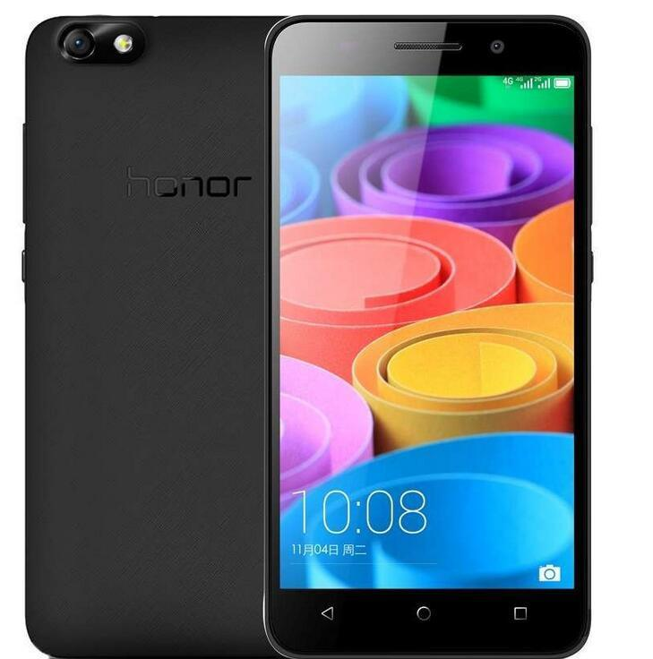 Huawei Honor 4X 4G LTE Quad Core 2G / 8G 5,5 pouces IPS écran 13.0MP Smartphones