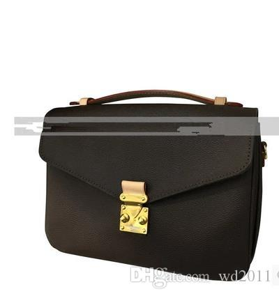 hot Women Top quality Messenger Bag Shoulder Women fashion chain bag fashion real leathe shoulder bag cross body bags
