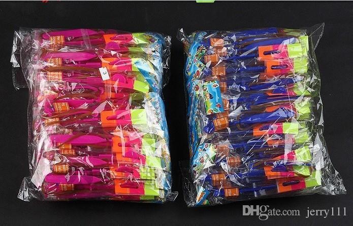El precio de fábrica LED de luz Flash Flying Elástico Powered Arrow Sling Shoot Up Helicóptero helicóptero paraguas niños y91