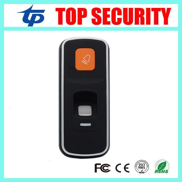 Wholesale- Good quality cheap price standalone fingerprint access control reader single biometric fingerprint access controller door opener