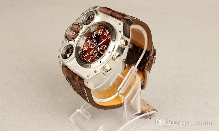 New Arrival Modern Fashion Mens Watches Top Brand Luxury Splendid Analog Quartz Wrist Sport Watch